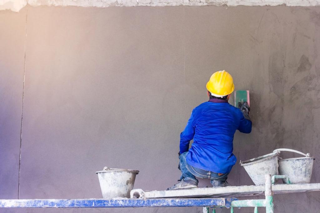 штукатурные работы киев, штукатурка стен