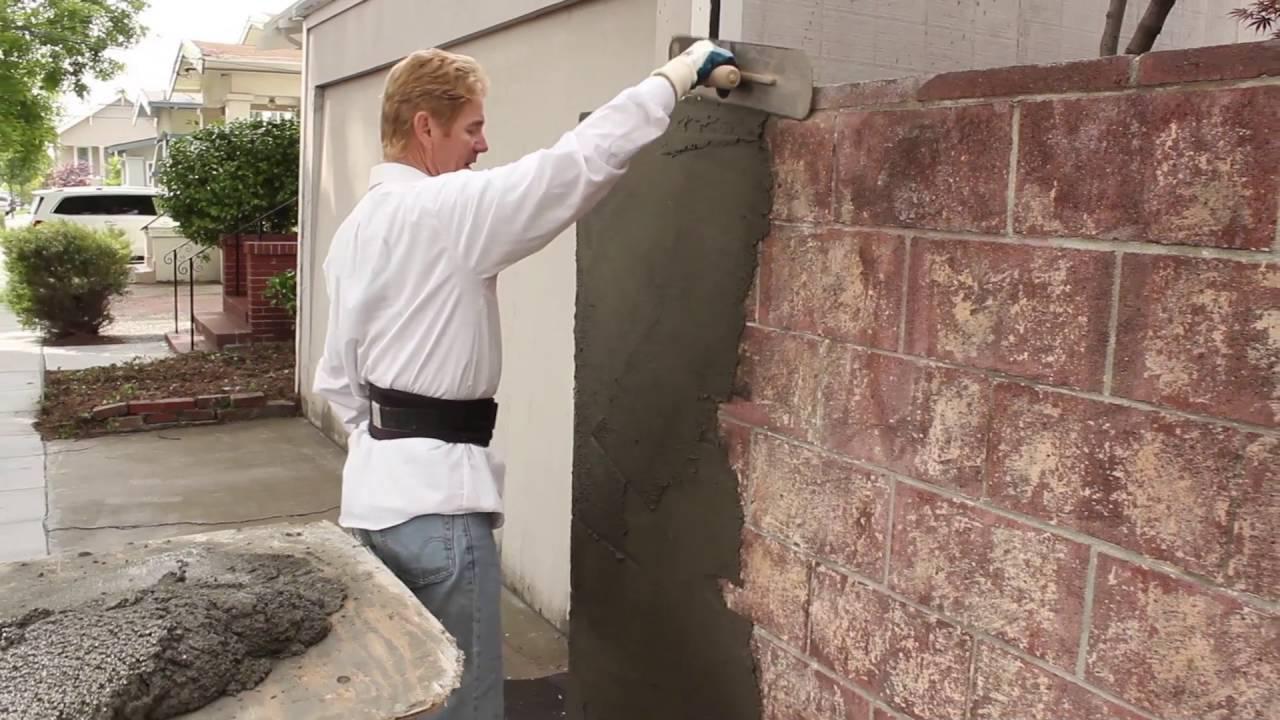кладка стен из газоблока киев