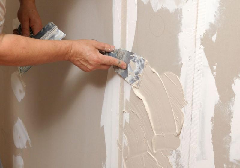 шпаклевочные работы киев, шпаклевки стен и потолков