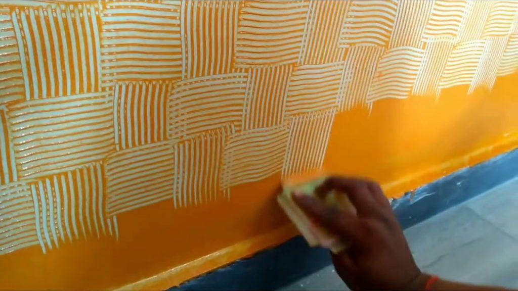 отделка стен киев