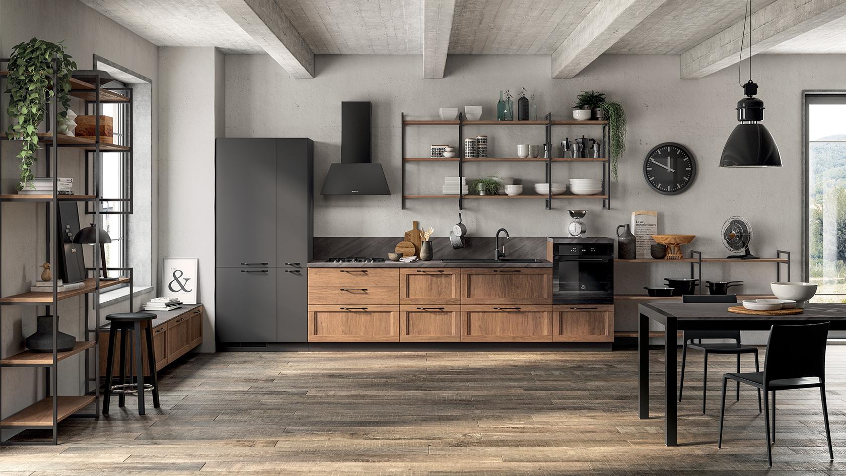 дизайн интерьера кухни