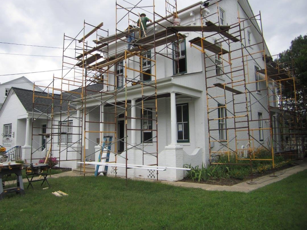 реконструкция дома киев